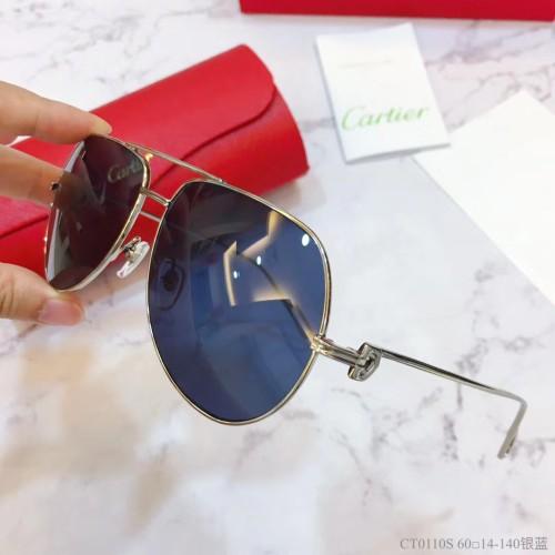 Replica Cartier Sunglasses CT0110S CR168