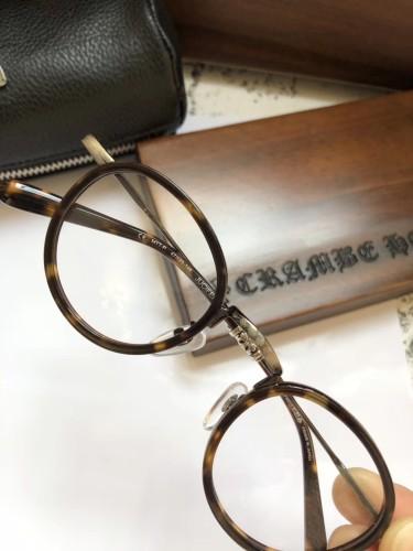 Wholesale Fake Chrome Hearts eyeglasses JUCIFER Online FCE160