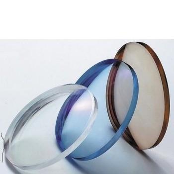 Prescription 1.56 High Index Photochromic Transition Lens Clear To Dark Brown Reading Lens For Sunglasses or Eyeglasses
