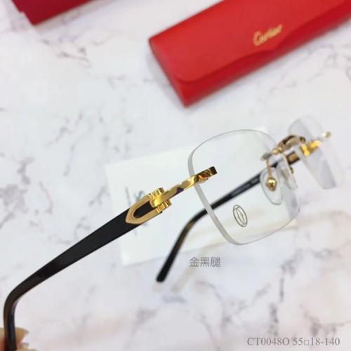 Replica Cartier Eyeglass Optical Frames CT00480 FCA315