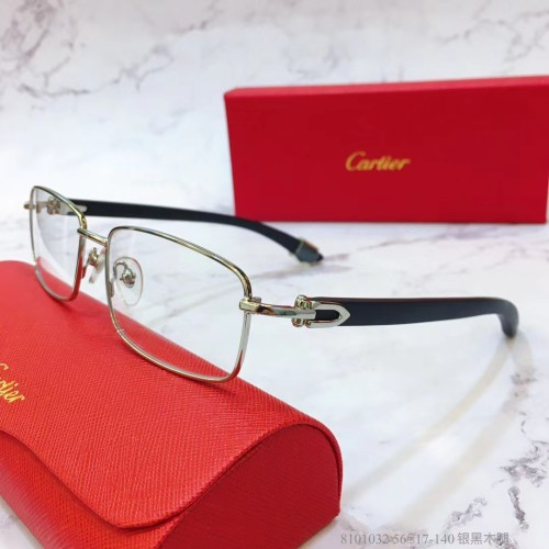 Cartier Eyeglass CT8101032 Optical Frames FCA331