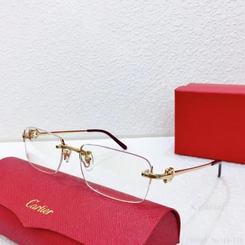 Cartier Eyeware CT280088 Eyeglass Optical Frames FCA328