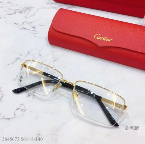 Cartier Eyeglass CT3645673 Optical Frames FCA330