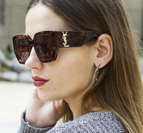 Copy SAINT LAURENT Sunglasses SL M28 Online SLL024