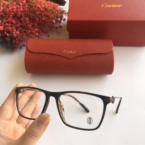 Wholesale Replica 2020 Spring New Arrivals for Cartier Eyeglasses online FCA294