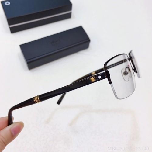 MONT BLANC Glass MB0450 Eyeware Optical Frames FM367