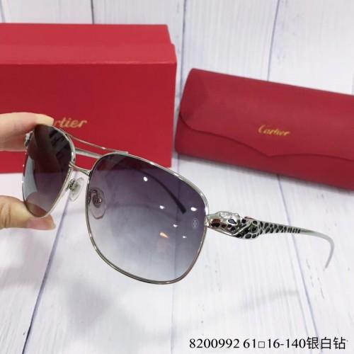 Replica Cartier Sunglasses 8200992 CR166