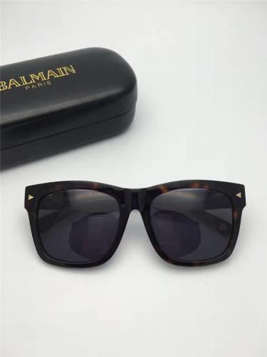 Sales online BALMAIN Sunglasses Leopard Head Sculpture SBL009