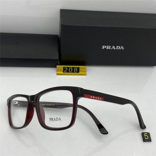 PRADA Eyeglass 53 Optical Frame Brands FP791