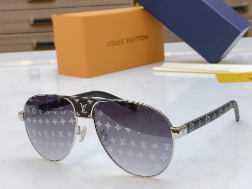 L^V Sunglasses Monogram Z2338B Glasses SLV295