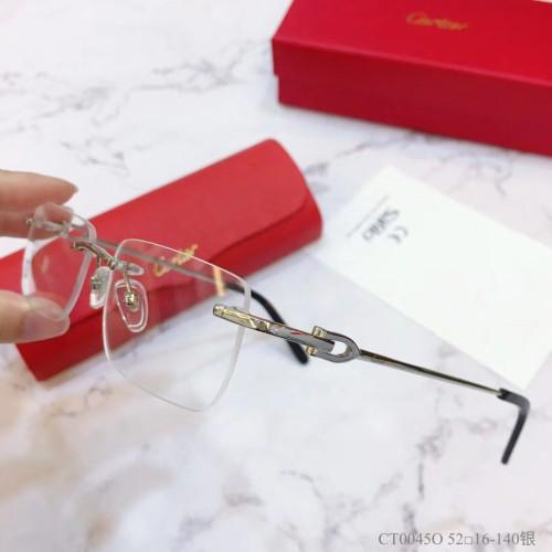 Replica Cartier Eyeware CT00450 FCA314