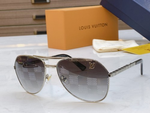 L^V Sunglasses LVZ0868W Glasses SLV297