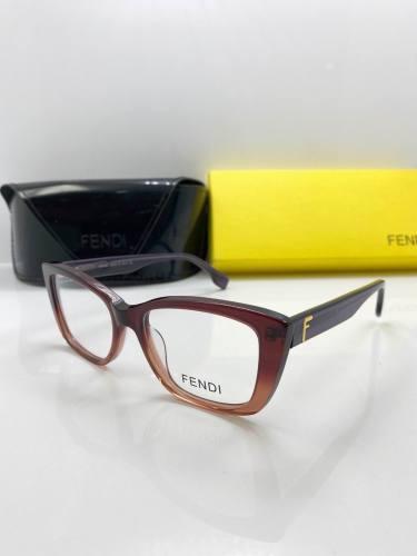 Replica FENDI Eyeglass Frames 0466 FFD059