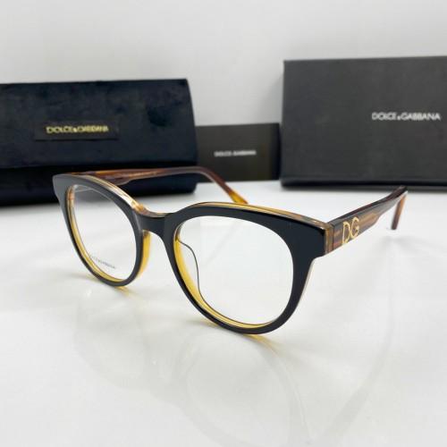 D&G Glass Dolce&Gabbana Eyeglass Optical Frame DG3368 FD385