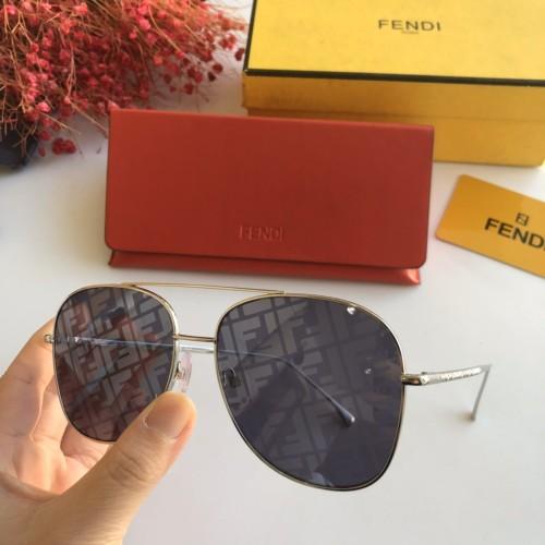 Copy FENDI Sunglasses FF0378 Online SF118