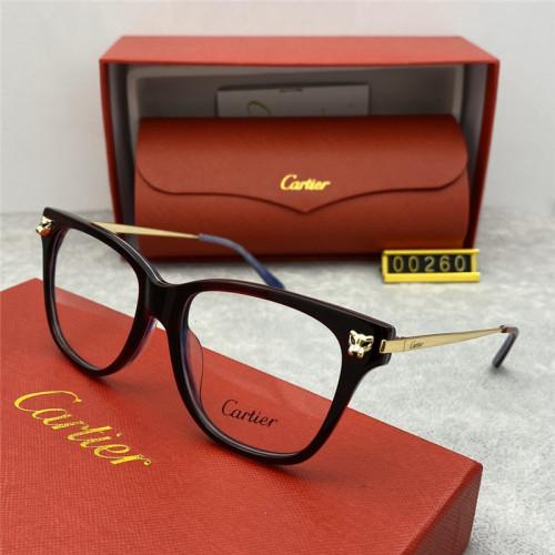 Fake Cartier Eyeglasses Optical Frame 00260 FCA299