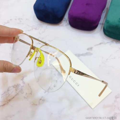 GUCCI Eyeglass Optical Frame GG0745O Eyeware FG1303