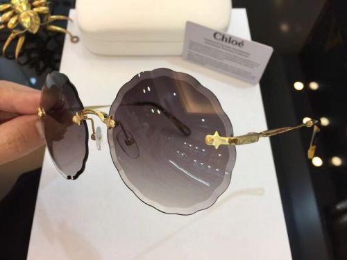 Buy quality Fake CHLOE Sunglasses CE142S Online SCHL008