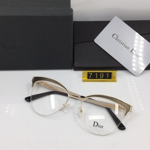 Wholesale Fake DIOR Eyeglasses 7191 Online FC673