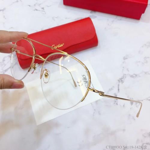 Replica Cartier Eyeglass Optical Frames CT00930 FCA318