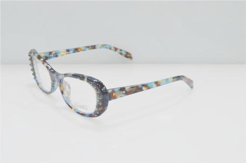 amber blue eyeglasses online VPS21RV imitation spectacle FP701