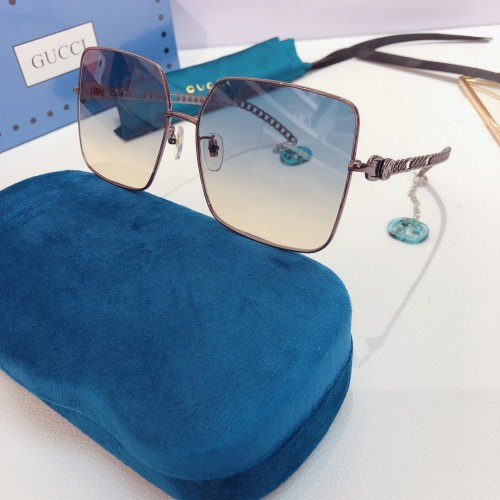 GUCCI Sunglasses GG0724S Sunglass SG669