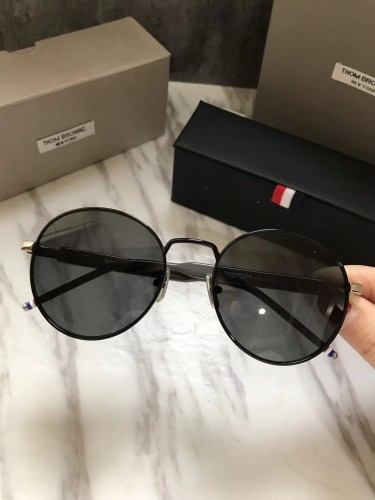 Online store Replica THOM-BROWNE Sunglasses Online STB025
