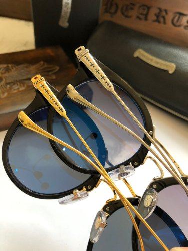 Wholesale Copy Chrome Hearts Sunglasses Online SCE146