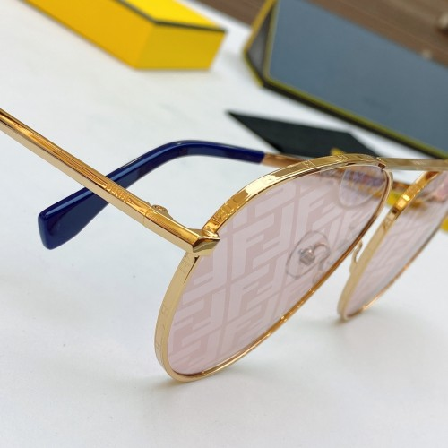 Copy FENDI Sunglasses FF0028S Online SF124