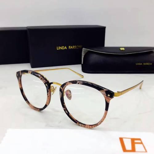 Oversized Square Linda Farrow Prescription lenses 251 glasses online FLF004