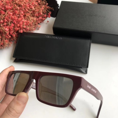 Wholesale Fake SAINT LAURENT Sunglasses SL209 Online SLL021