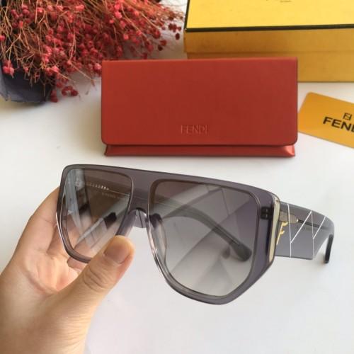 Replica FENDI Sunglasses FF0619 Online SF113