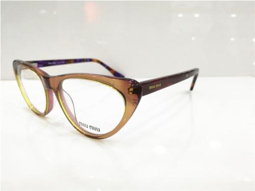 Oversized Square MIU MIU eyeglasses online imitation spectacle FMI146