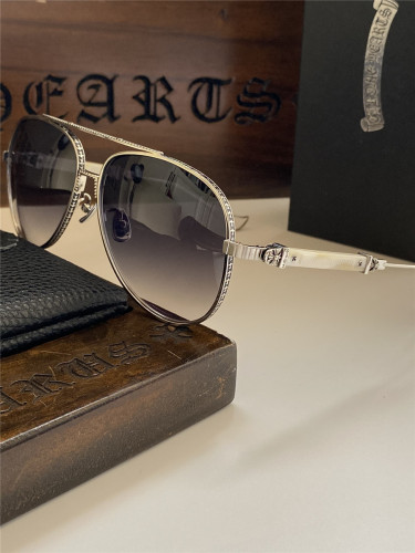 Chrome Hearts Sunglasses FULL MEIAL HICKEN SCE171