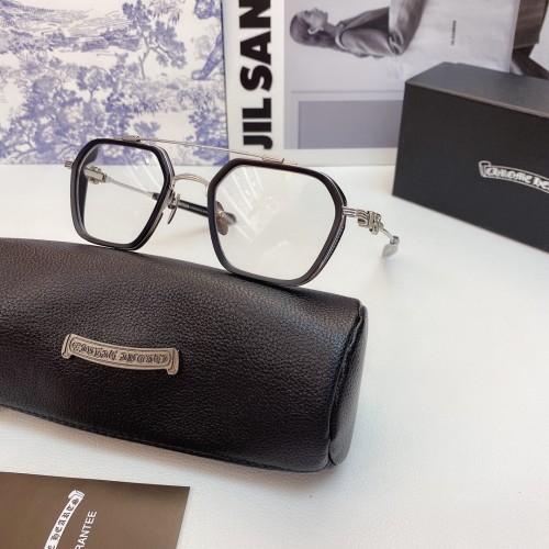 Chrome Hearts Eyeglass Frame HOTATION Eyeware FCE218