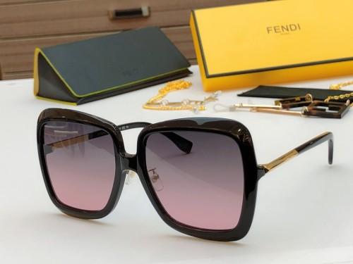 Replica FENDI Sunglasses FF0391 Online SF125