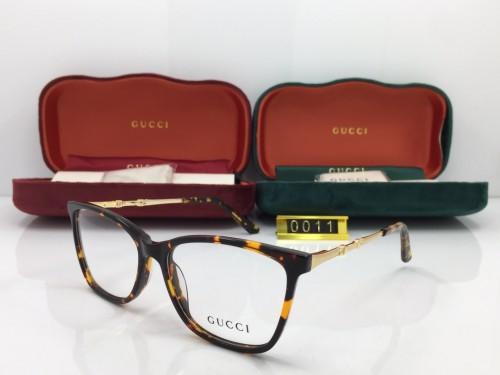 Wholesale Fake GUCCI Eyeglasses 0011 Online FG1225