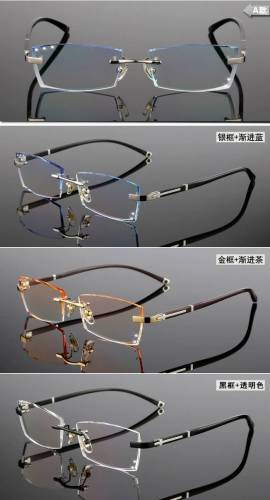 Diamond Cutting Lens Prescription Light High Index Safe HMC Asphere UV400 Radiation Protection for E