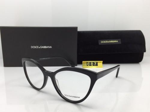 Wholesale Copy Dolce&Gabbana Eyeglasses 687 Online FD381