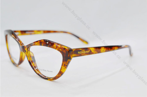 6370 yvessaintlarent eyeglass optical frame YSL006