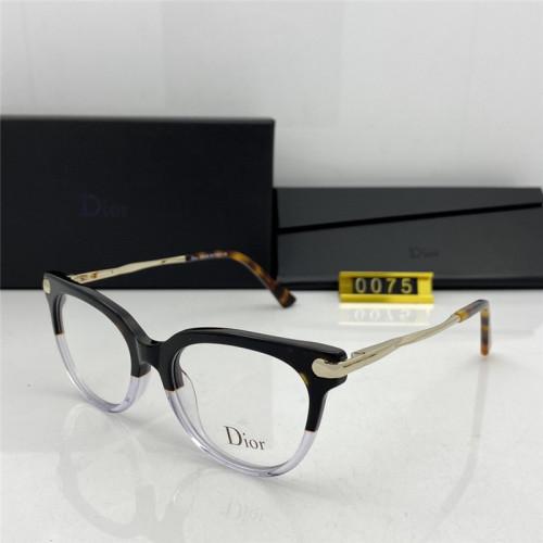 Replica DIOR Eyeglasses 0075 Eyeware FC678