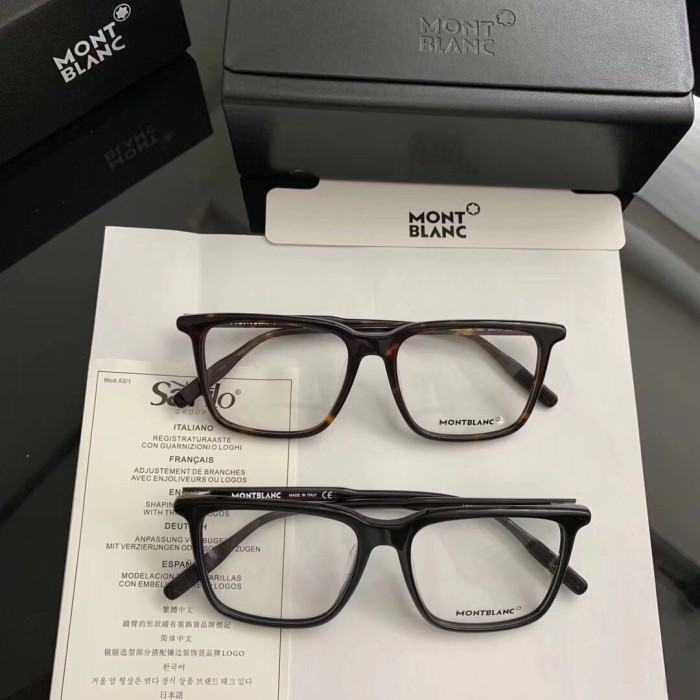MONT BLANC Eyeglasses Optical Frames FM272