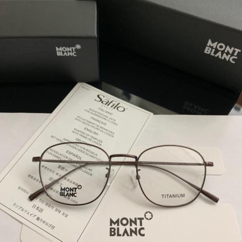 Wholesale Fake MONT BLANC Eyeglasses MB668 Online FM337
