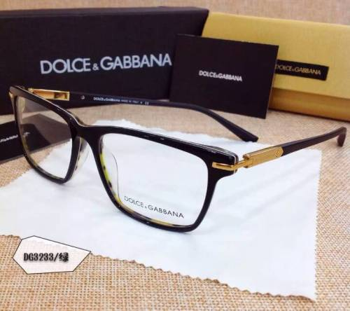 Dolce&Gabbana eyeglasses acetate glasses optical frames imitation spectacle FD323