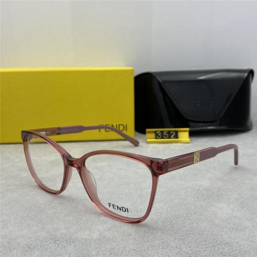 Replica FENDI 352 Eyeglass Optical Frame FFD054