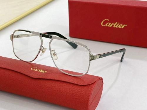 Cartier Eyeglass Optical Frame CT0102S FCA336