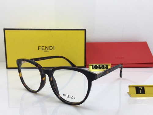 Replica FENDI Eyeglasses 0358 Online FFD049