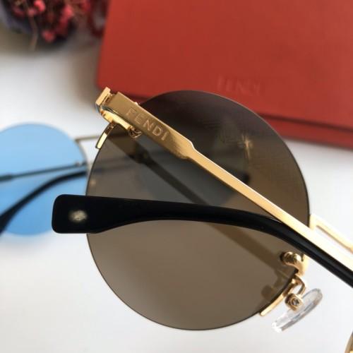 Wholesale Replica FENDI Sunglasses FO0527 Online SF106