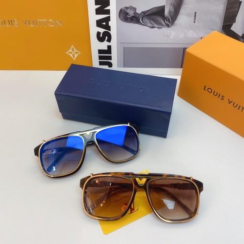 L^V Z1086 Sunglasses Brands SLV317