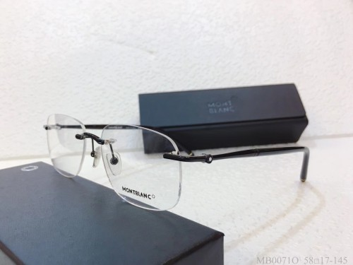MONT BLANC Glass MB00710 Eyeware Optical Frames FM369